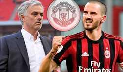 Mourinho muốn có Bonucci. Sarri lôi kéo trò cũ Higuain