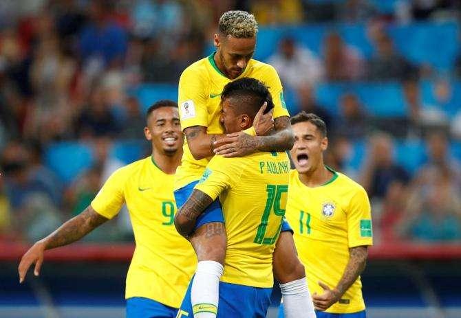 Neymar và các đồng đội liệu có tiếp tục nở nụ cười chiến thắng sau đêm nay?