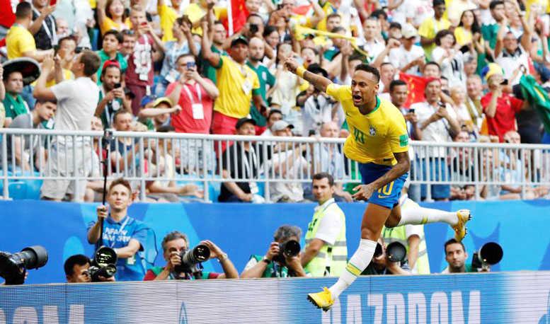 """Neymar: """"Cầu thủ Mexico nói quá nhiều, và họ xứng đáng phải về nước"""""""