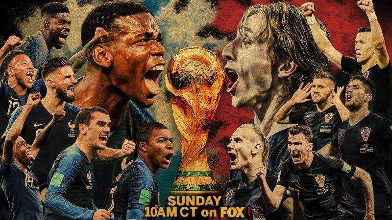 Chung kết World Cup 2018: Pháp cứ như thể là đã vô địch