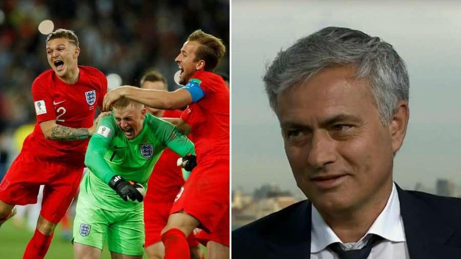 Mourinho nhìn nhận Anh có thời cơ vàng để chơi trận chung kết World Cup 2018