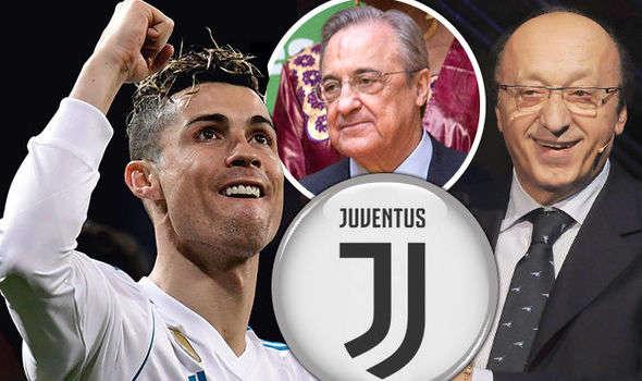 Tin tức Ronaldo cập bến Juventus mỗi giờ một nóng lên