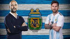 Argentina lên kế hoạch mời Pep Guardiola về dẫn dắt