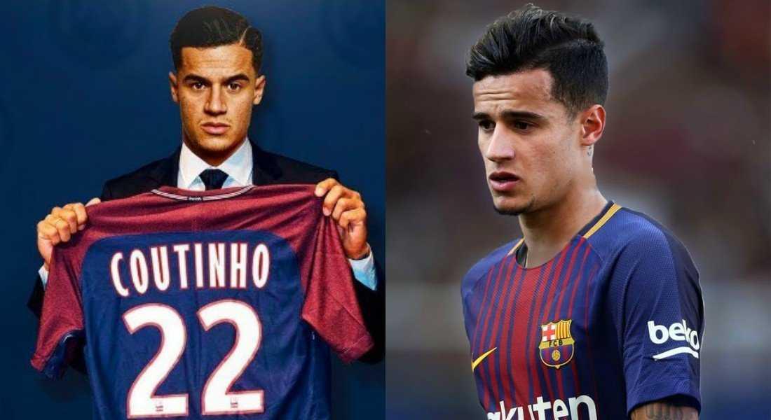 PSG muốn có Coutinho. Juve sẽ công bố hợp đồng với Ronaldo trong 2 ngày tới