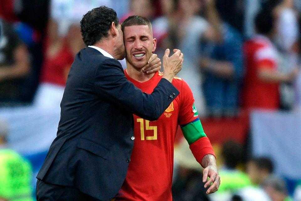 """Sergio Ramos: """"Tây Ban Nha có thể ngẩng cao đầu rời World Cup"""""""