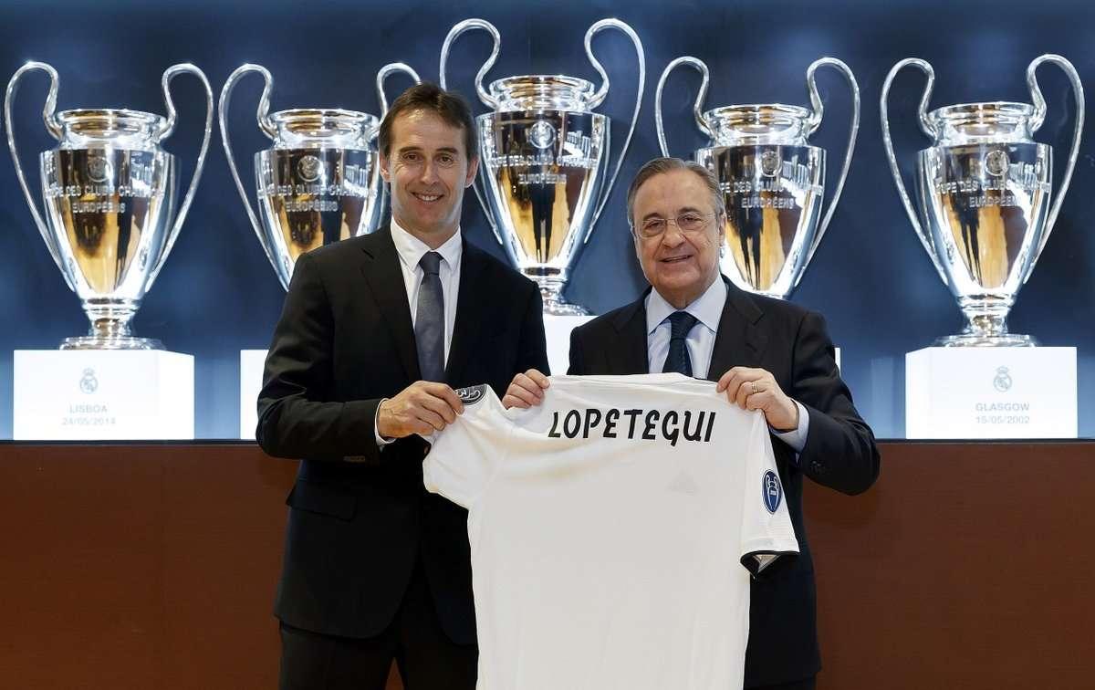 Real Madrid đứng sau lưng cuộc khủng hoảng của Tây Ban Nha