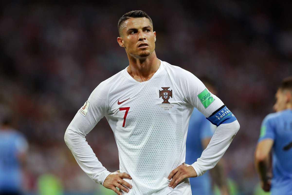 Ronaldo lại một lần nữa nổi cáu với câu hỏi về tương lai của mình