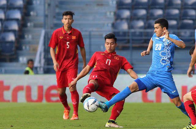 U23 Việt Nam sắp có cuộc tái đấu với U23 Uzbekistan