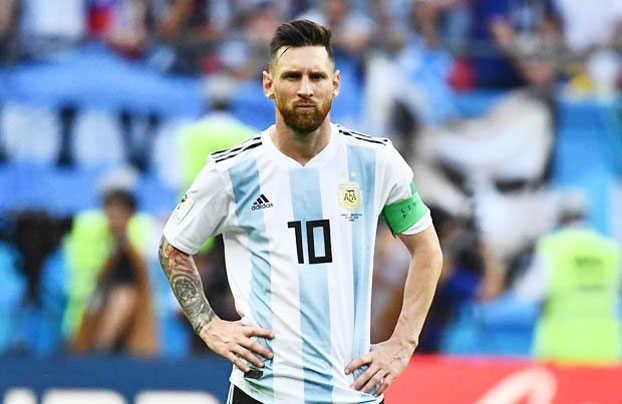Messi sẽ giã từ sự nghiệp quốc tế sau thất bại của Argentina ở World Cup 2018?