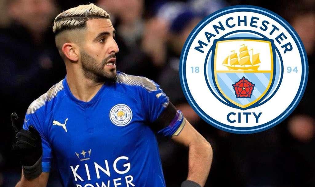 Mahrez được toại ý sang chơi cho Man City