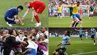 Đã xác định được 8 đội bóng vào vòng tứ kết World Cup 2018