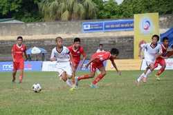 Sáng qua diễn ra họp báo giới thiệu Giải bóng đá Thiếu niên toàn quốc (U13) 2018