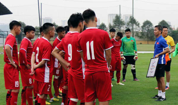 U19 Việt Nam đang rất tự tin trước U19 Thái Lan