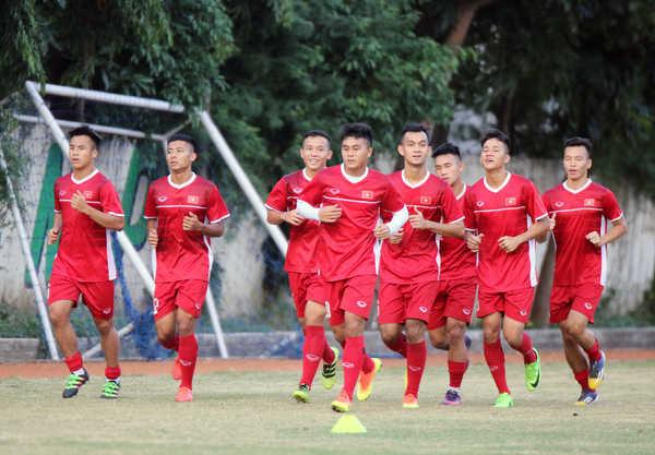 U19 Việt Nam sẽ lại dưỡng sức trong trận đấu với U19 Lào?