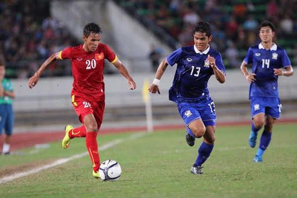 Vượt trội đối thủ, nhưng U19 Việt Nam vẫn để U19 Thái Lan cầm hòa đáng tiếc