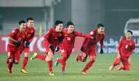 HLV Park Hang Seo đang rất yên tâm trước thềm Asiad 2018