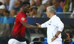 Pogba cảm ơn Mourinho vì đã tin tưởng mình
