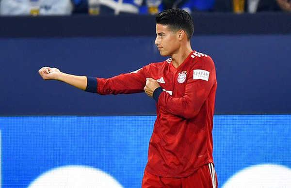 Bayern Munich giành chiến thắng ngay trên sân của Schalke