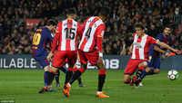 Barcelona đặt mục tiêu đánh bại Girona để nối dài chuỗi trận bất bại
