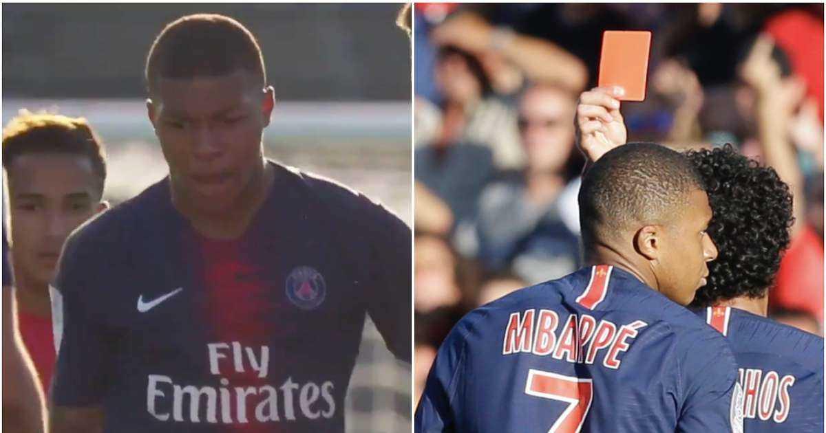 """Mbappe: """"Tôi sẽ còn đánh người thêm một lần nữa"""""""