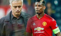"""Mourinho: """"Pogba không còn cơ hội để làm đội trưởng Man United"""""""