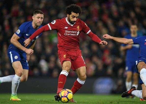 Salah nhiều khả năng sẽ chỉ có mặt ở băng ghế dự bị trận chiến gặp Chelsea ở Carabao Cup