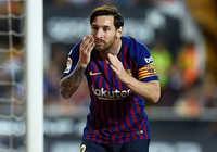 Có phải France Football đang quay lưng lại với Messi?