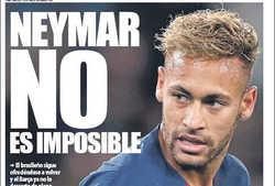 Neymar hối hận và muốn trở về Barca