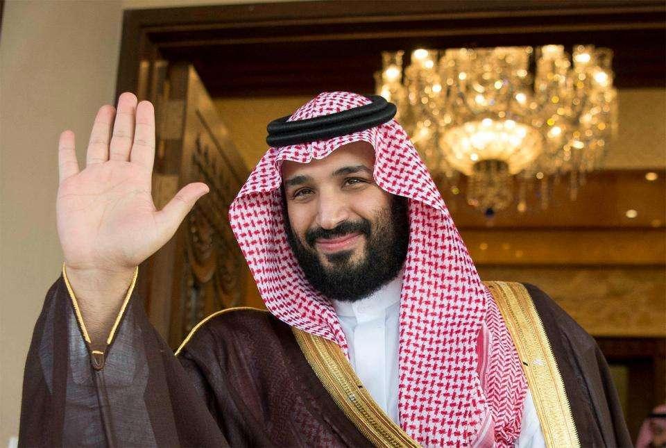 Thái tử Mohammad bin Salman thuộc gia đình Hoàng gia Saudi