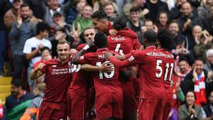 Napoli không thể cản được bước tiến của Liverpool?