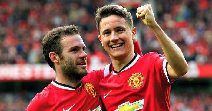 Mourinho muốn MU gia hạn hợp đồng với Mata và Herrera