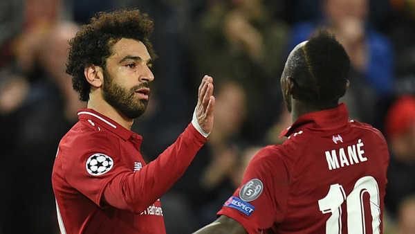 Salah lập kỷ lục mới ở Liverpool