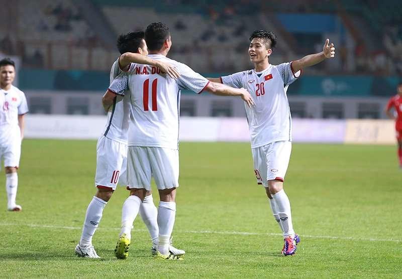 Tuyển Việt Nam đang sở hữu nhiều tiền đạo xuất sắc nhất tại V-League