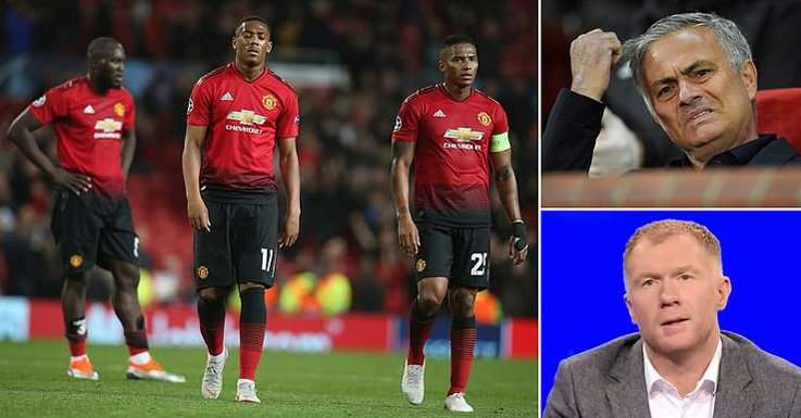 Paul Scholes cho rằng MU nên sa thải Mourinho