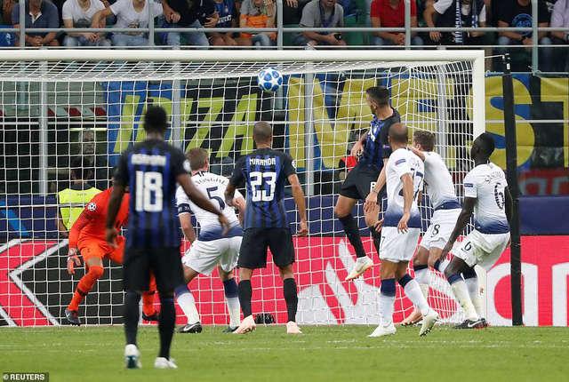 Tottenham đang khao khát 3 điểm, sau thất bại trước Inter Milan ở lượt mở màn