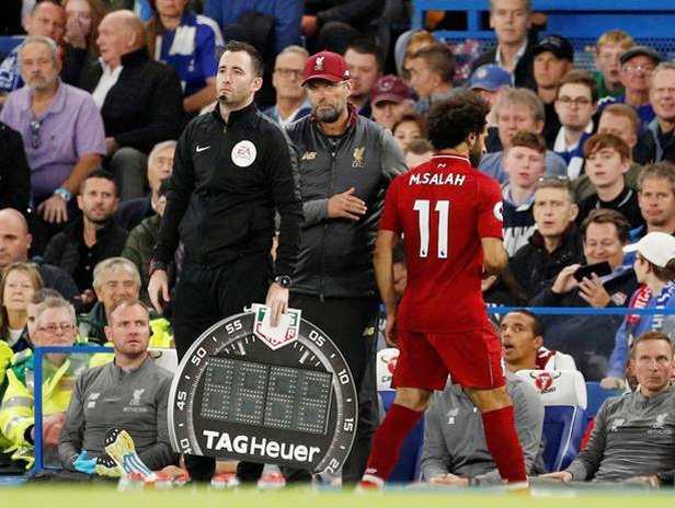 "Jurgen Klopp: ""Salah sẽ sớm trở lại"""