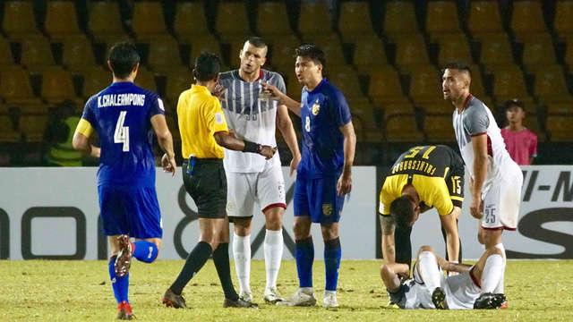 Philippines chưa từng ghi bàn thắng nào từ vòng bán kết AFF Cup