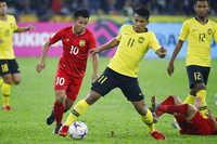 """Đội tuyển Malaysia có """"giấu bài"""" trong trận đấu với Lào?"""