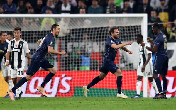 De Gea, Herrera, Young và Mata đã thi đấu xuất sắc