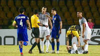 Philippines chưa bao giờ thắng trận bán kết lượt đi ở AFF Cup