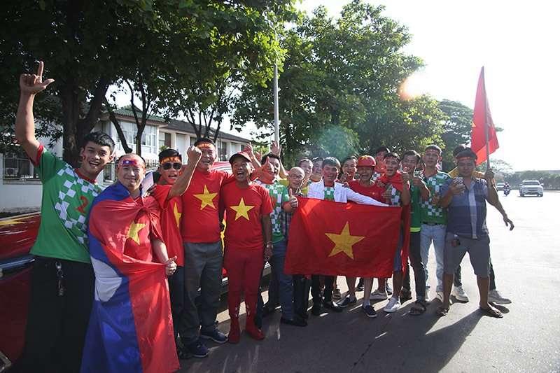 Trận đấu giữa Việt Nam vs Lào diễn ra vào lúc 19h30 tối nay.