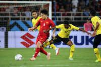 Đội tuyển Việt Nam đã thật sự bung hết sức tại AFF Cup?
