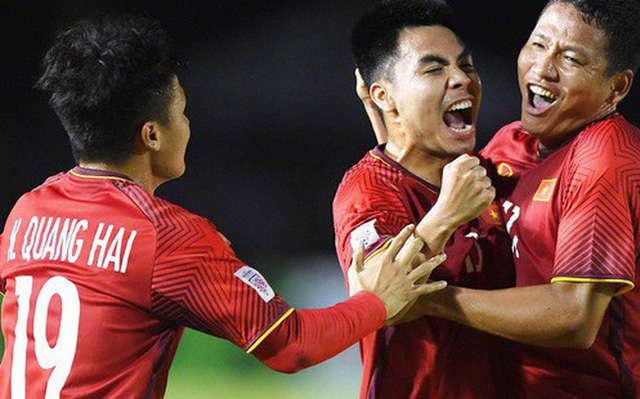 Đội tuyển Việt Nam sẽ vượt qua sức ép từ nhiều phía để lọt vào chung kết AFF Cup 2018?