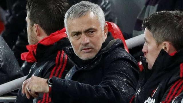 Mourinho đã bị Man Utd sa thải