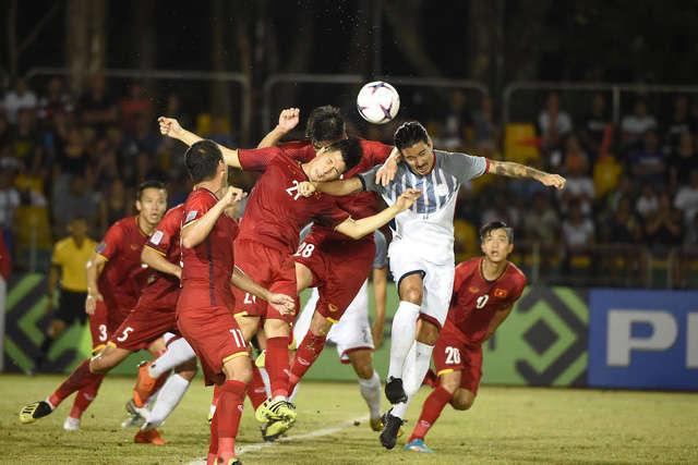 Philippines đứng trước nhiệm vụ khó khăn trong chuyến làm khách ở sân Mỹ Đình