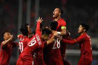 Bóng đá Việt Nam đang ở vị thế rất khác