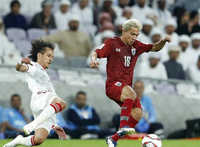 Chanathip Songkrasin của Thái Lan chúc Việt Nam vượt qua vòng bảng Asian Cup 2019