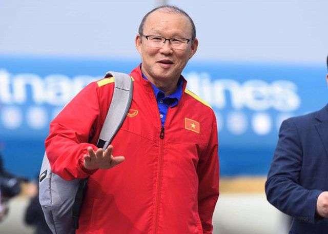 HLV Park Hang Seo cho rằng LĐBĐ Việt Nam cần xây dựng chiến lược đào tạo trẻ dài hơi và bài bản
