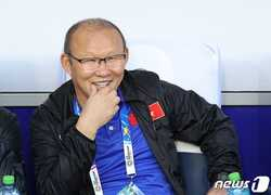 """HLV Park Hang Seo: """"Việt Nam đã có cách khắc chế được Nhật Bản"""""""