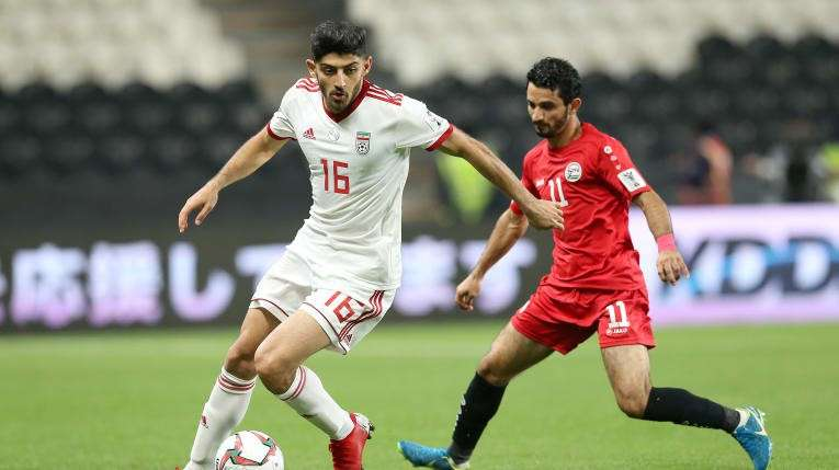 Iran là một trong những đội bóng mạnh nhất châu Á